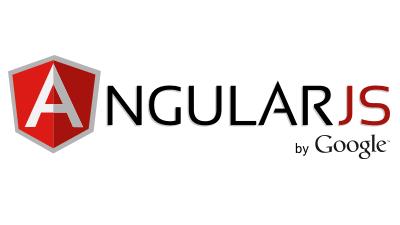 An Angular JS logo
