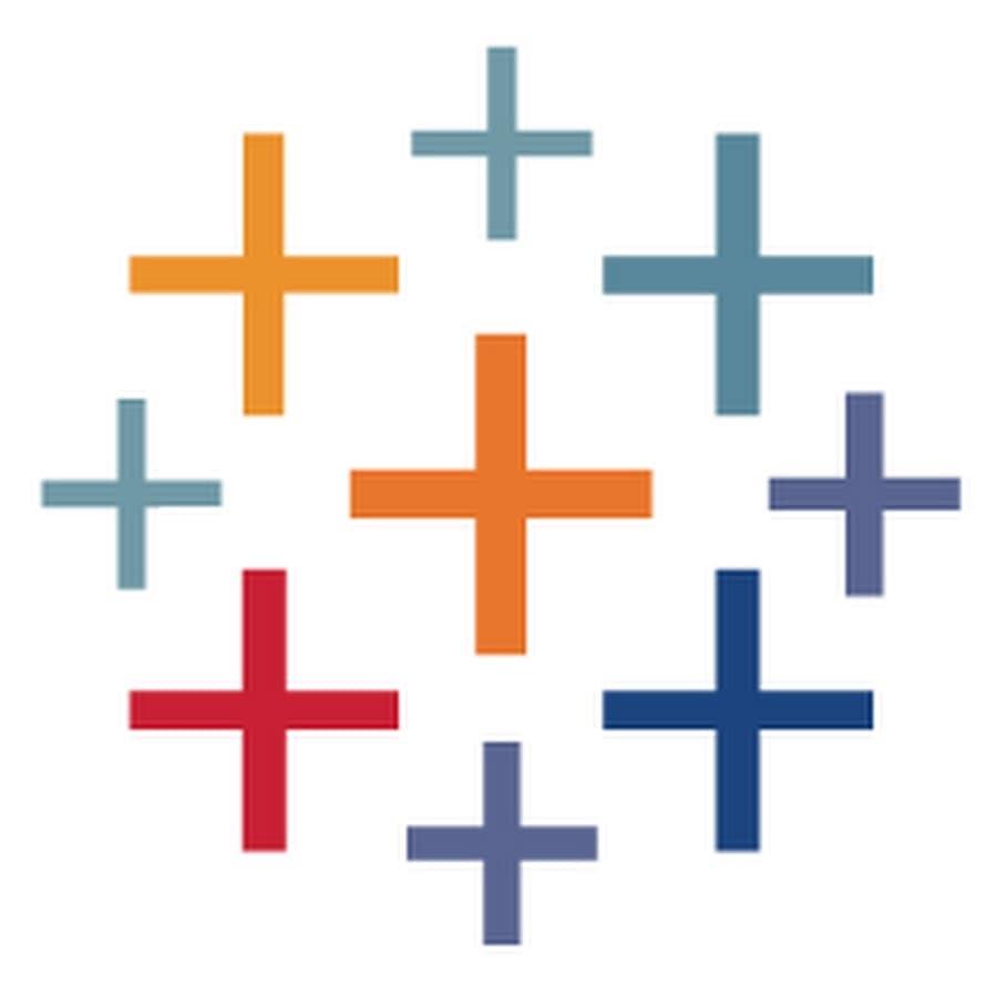 a Tableau logo