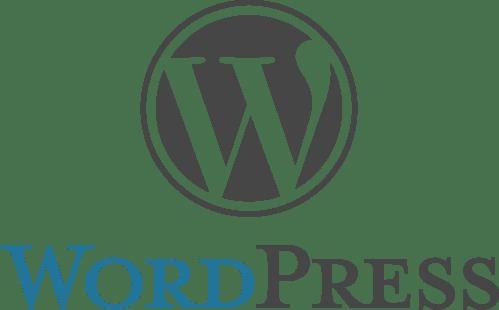 website with Wordpress