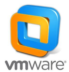 A VMware logo