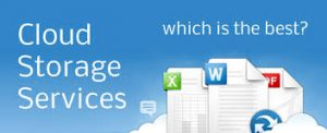 An image of Word, Excel, and PDF documents emerging from a cloud