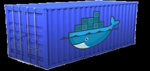 docker container illustration
