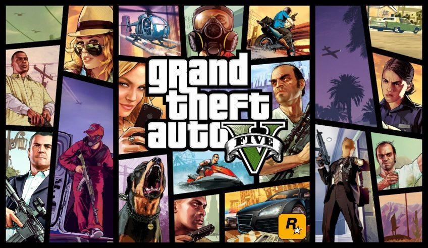A screenshot of Grand Theft Auto