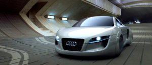 An illustration of Audi