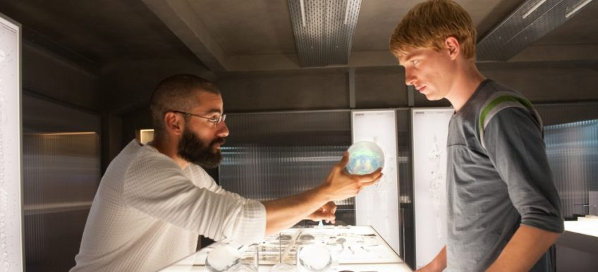 A photo from the movie Ex Machina