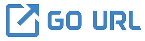 A go url logo