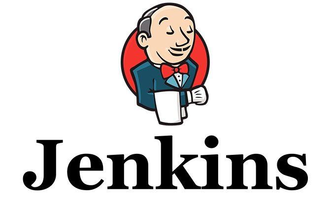 A Jenkins logo