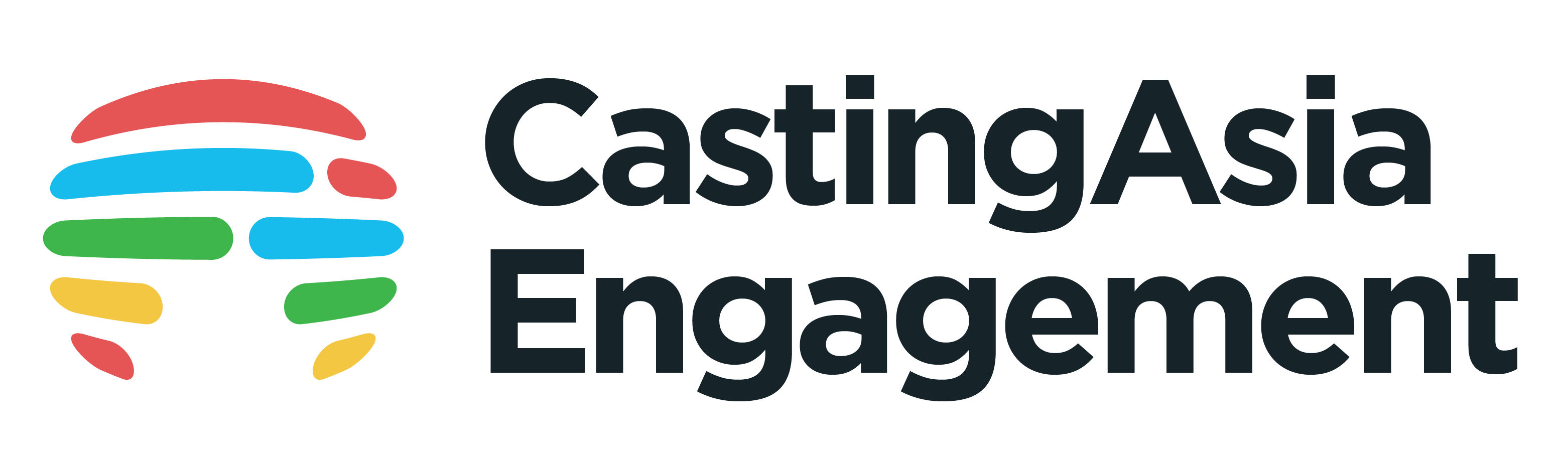 A logo of CastingAsia Engagement