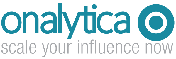 A logo of Onalytica
