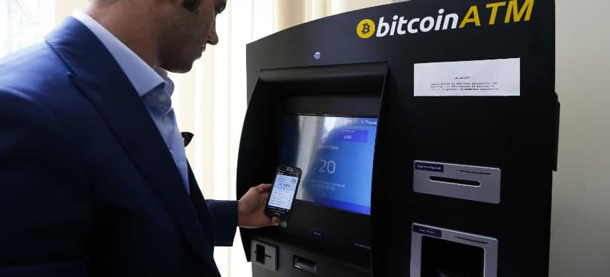An image of a bitcoin ATM
