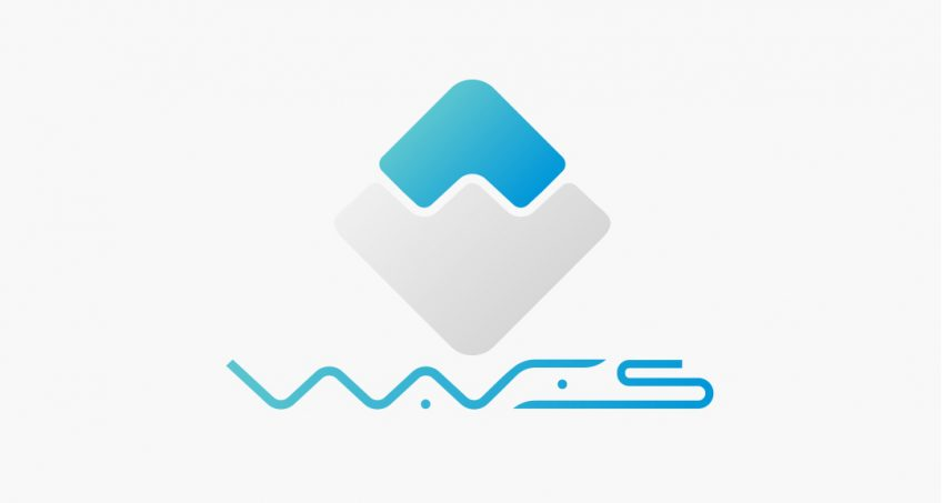 A Waves logo