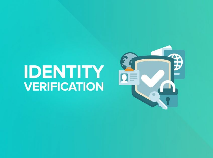 An illustration of identity verification