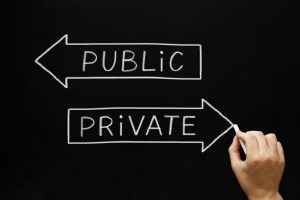 Public vs Permissioned Blockchains