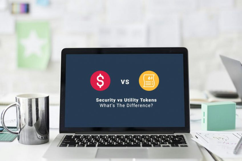 Utility tokens vs. security tokens guide