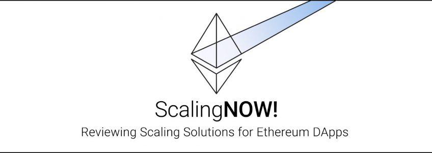 An Ethereum logo
