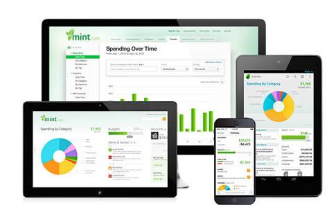 A screenshot of a personal finance app
