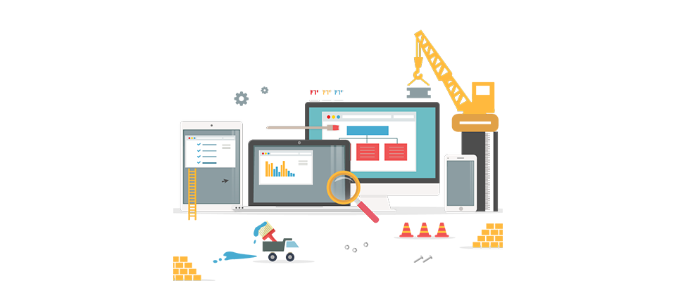 The difference between redesigning vs rebuilding a website