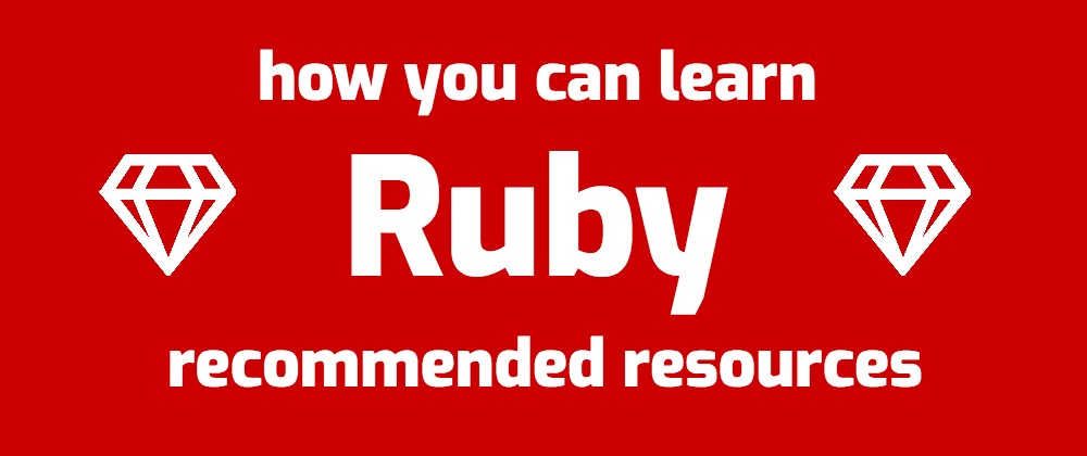 A How you can learn Ruby title
