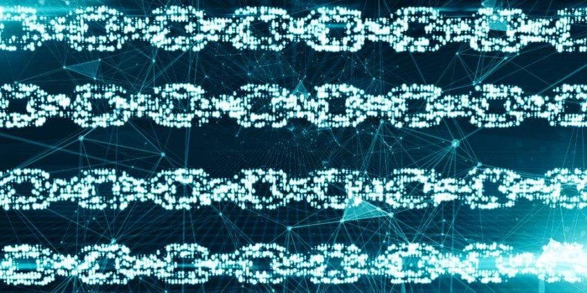 An illustration of blockchain
