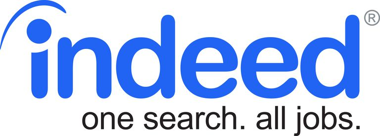 a logo of Indeed Job Search