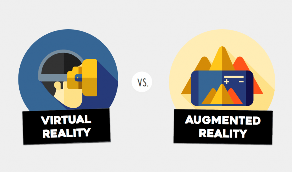 VR vs Augmented Reality: Which One Is Best For Your Business Idea? - DevTeam.Space