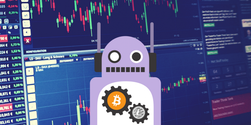 machine learning cryptotrading best cryptocurrency to invest in less than a dollar