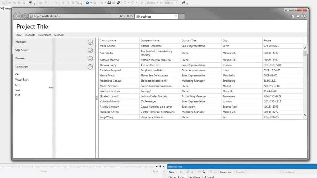How to Build MVC Web App